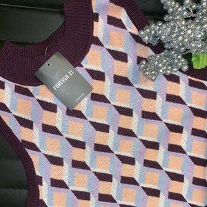 Sweater NEW vest
